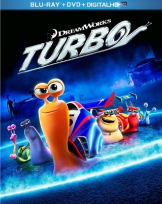 Turbo movie poster (2013) poster MOV_aad2b7a7