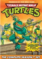 Teenage Mutant Ninja Turtles movie poster (1987) picture MOV_aada8745