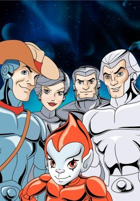 Silverhawks movie poster (1986) poster MOV_aadbfce1