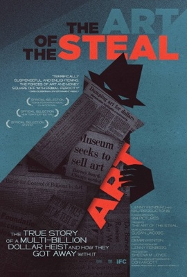 The Art of the Steal movie poster (2009) poster MOV_aadd5152