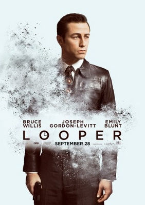 Looper movie poster (2012) poster MOV_aae1e0cf