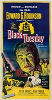 Black Tuesday movie poster (1954) picture MOV_aae4fbc1
