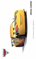 Cars 2 movie poster (2011) picture MOV_aaf6a17e