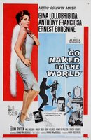 Go Naked in the World movie poster (1961) picture MOV_aaf9710c