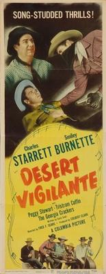 Desert Vigilante movie poster (1949) poster MOV_aaff39ff