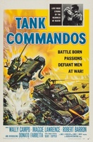 Tank Commandos movie poster (1959) picture MOV_ab01ab37