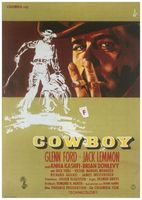 Cowboy movie poster (1958) picture MOV_04e99027