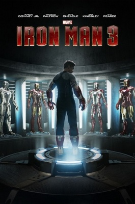 Iron Man 3 movie poster (2013) poster MOV_ab0b8aa0
