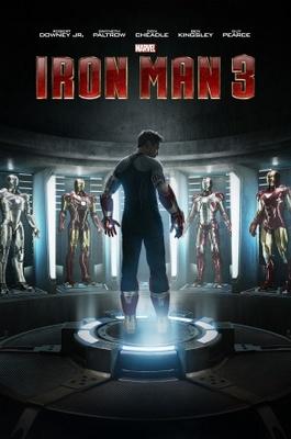 Iron Man 3 movie poster (2013) poster MOV_ab0b8aa0