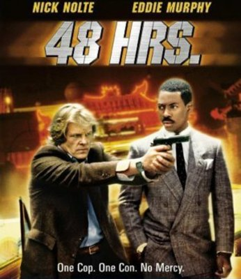 48 Hours movie poster (1982) poster MOV_ab0c0923