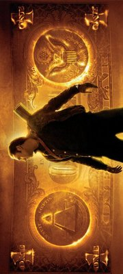 National Treasure movie poster (2004) poster MOV_ab0dabb4