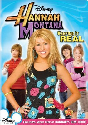Hannah Montana movie poster (2006) poster MOV_ab158b3c