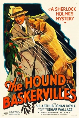 The Hound of the Baskervilles movie poster (1932) poster MOV_ab18080f