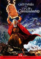 The Ten Commandments movie poster (1956) picture MOV_ab183ca6