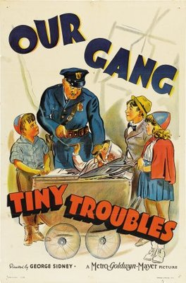 Tiny Troubles movie poster (1939) poster MOV_ab1f6855