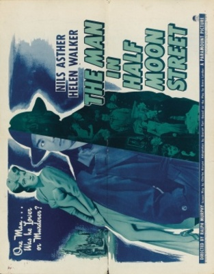 The Man in Half Moon Street movie poster (1945) poster MOV_ab22e9f6