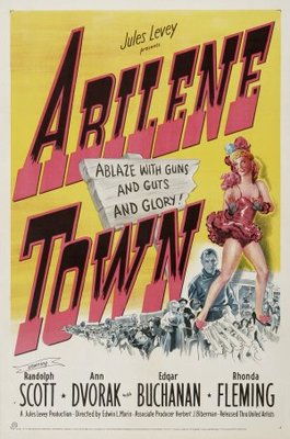 Abilene Town movie poster (1946) poster MOV_ab253dae