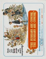 The Russians Are Coming, the Russians Are Coming movie poster (1966) picture MOV_ab28f8ed