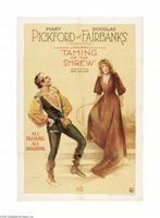 The Taming of the Shrew movie poster (1929) picture MOV_ab2b84e7