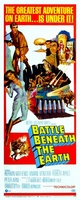 Battle Beneath the Earth movie poster (1967) picture MOV_ab2c873b