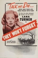 They Won't Forget movie poster (1937) picture MOV_ab2dd6c1