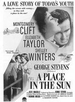 A Place in the Sun movie poster (1951) picture MOV_b81de0b0