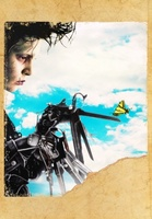 Edward Scissorhands movie poster (1990) picture MOV_ab36a5ee