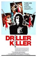 The Driller Killer movie poster (1979) picture MOV_ab36c03d
