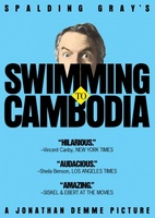 Swimming to Cambodia movie poster (1987) picture MOV_ab3fc893