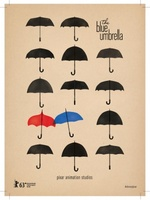 The Blue Umbrella movie poster (2013) picture MOV_ab44369c