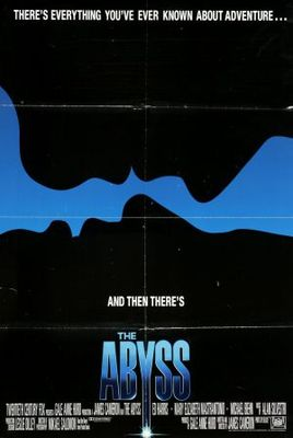 The Abyss movie poster (1989) poster MOV_ab453678