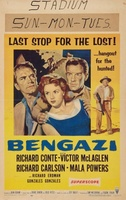 Bengazi movie poster (1955) picture MOV_ab4cddc7