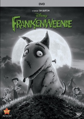 Frankenweenie movie poster (2012) poster MOV_ab4f6e45