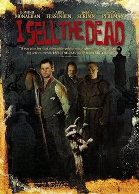 I Sell the Dead movie poster (2008) poster MOV_ab52d6ff