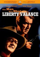 The Man Who Shot Liberty Valance movie poster (1962) picture MOV_ab5c9b68