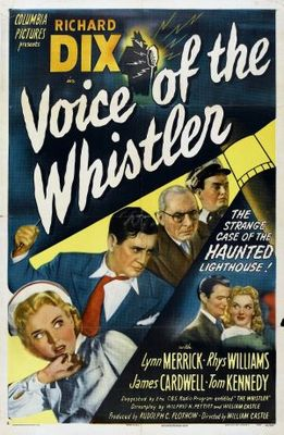 Voice of the Whistler movie poster (1945) poster MOV_ab5df736