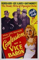 Confessions of a Vice Baron movie poster (1943) picture MOV_ab60c2bc