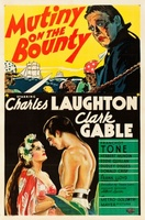 Mutiny on the Bounty movie poster (1935) picture MOV_ab64889b