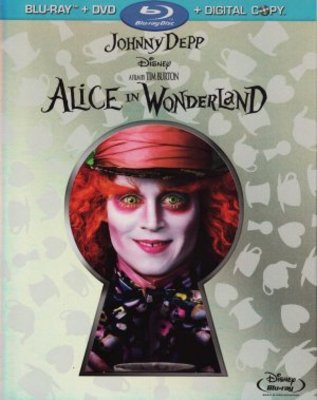 Alice in Wonderland movie poster (2010) poster MOV_ab648f9f