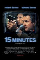 15 Minutes movie poster (2001) picture MOV_ab6e9fa0