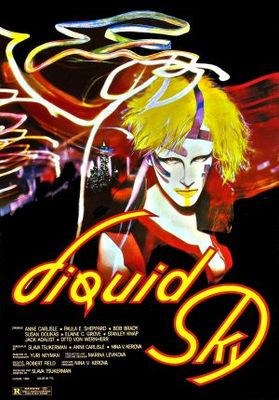 Liquid Sky movie poster (1982) poster MOV_ab6f0bb9