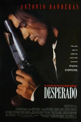 Desperado movie poster (1995) poster MOV_ab6f57a0