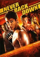 Never Back Down movie poster (2008) picture MOV_ab76bf9f