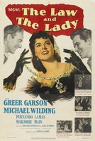 The Law and the Lady movie poster (1951) picture MOV_ab76d300