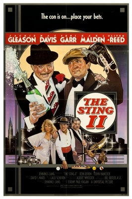 The Sting II movie poster (1983) poster MOV_ab7add7a
