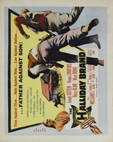 The Halliday Brand movie poster (1957) picture MOV_ab7becdf