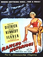 Rancho Notorious movie poster (1952) picture MOV_ab7f1857