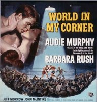World in My Corner movie poster (1956) picture MOV_ab8016c9