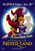 Return to Never Land movie poster (2002) picture MOV_ab953308