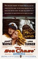 The Sea Chase movie poster (1955) picture MOV_ab98f6fc